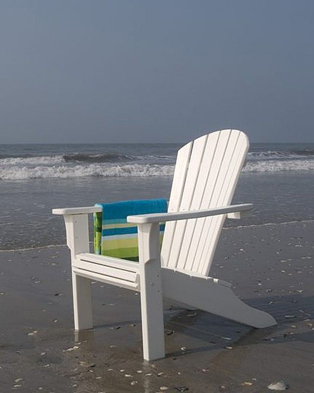Seashell Adirondack. Adirondack FurnitureAdirondack ChairsOutdoor ... Part 83