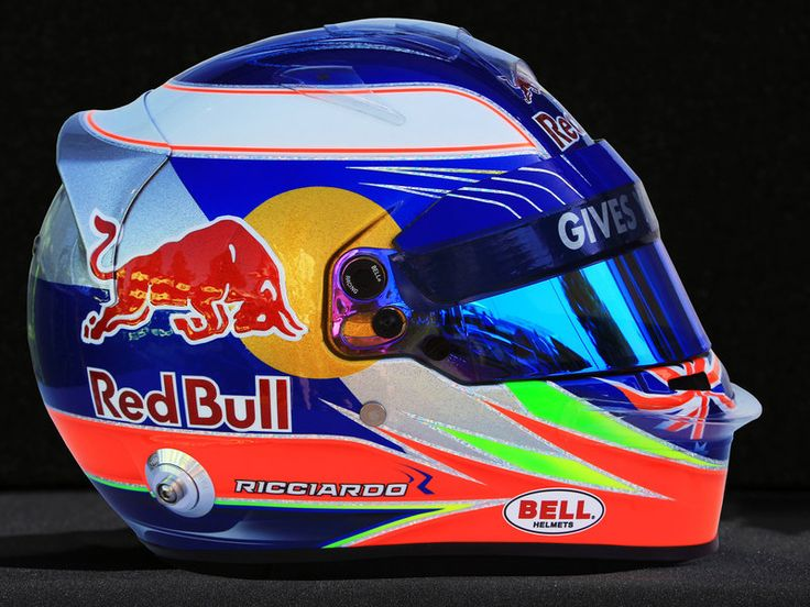 Daniel Ricciardo - Toro Rosso - #19 2013
