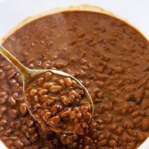 Slow Cooker Boston Baked Beans Recipe