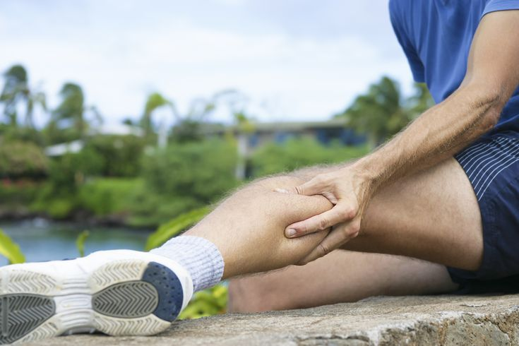 What You Should Know About Calf Strain