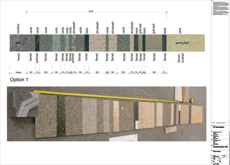 Galería - Arquitectura y Paisaje: patrones naturales y culturales proyectados en Sowwah Square por Martha Schwartz - 29