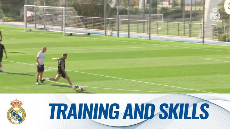 Real Madrid  Real Madrid vs Fiorentina | AMAZING goals in our final session before the Trofeo Santiago Bernabéu!