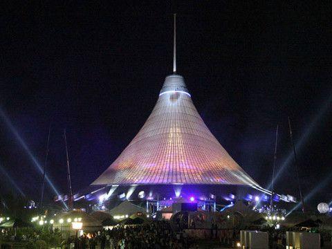 Хан Шатыр. Астана. Казахстан.