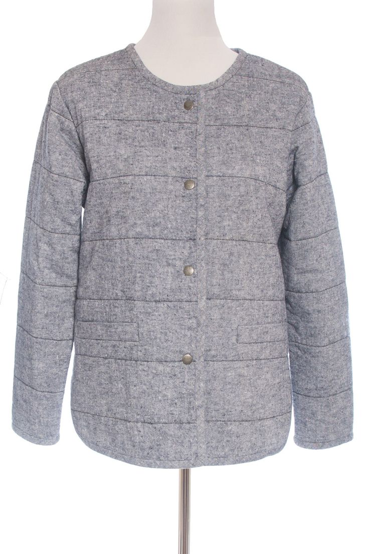 Tamarack Jacket by Grainline Studio | Indiesew.com