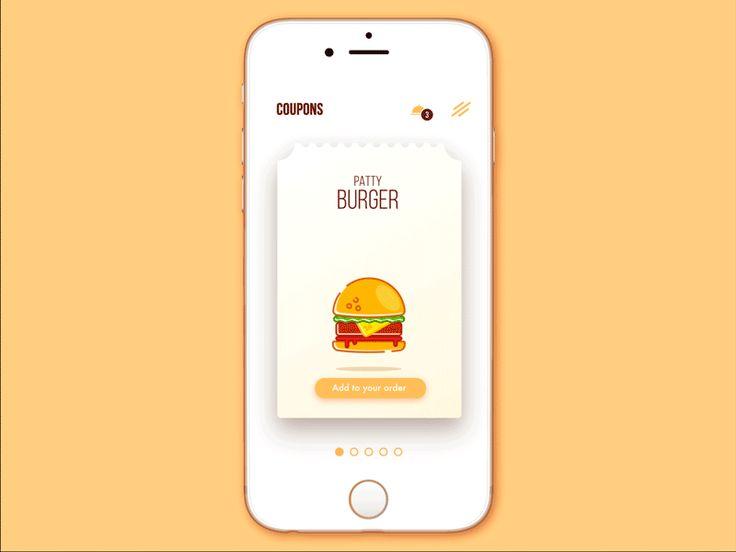 Cafe Coupon App