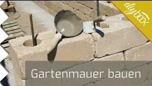 Embedded thumbnail for Gartenmauer selber bauen
