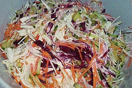 Präsidenten - Salat 1