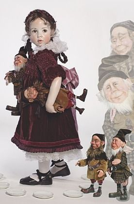 22 Best Images About My Gunzel Doll Collection On