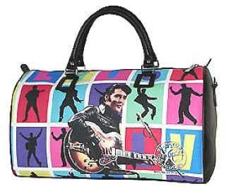Rock-N-Roll Elvis Guitar Duffel