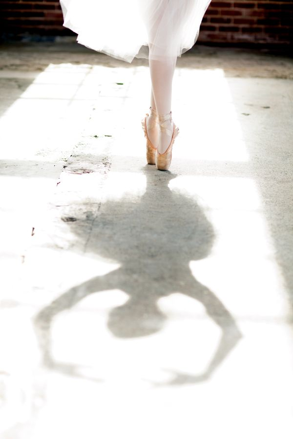 Ballet ballerina photo photography  I just love shadows