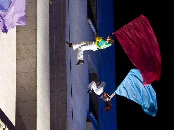 No mês de novembro as atividades circenses do Sesc Pompeia divertem os pequenos entre os dias 2 e 25, com entrada Catraca Livre.