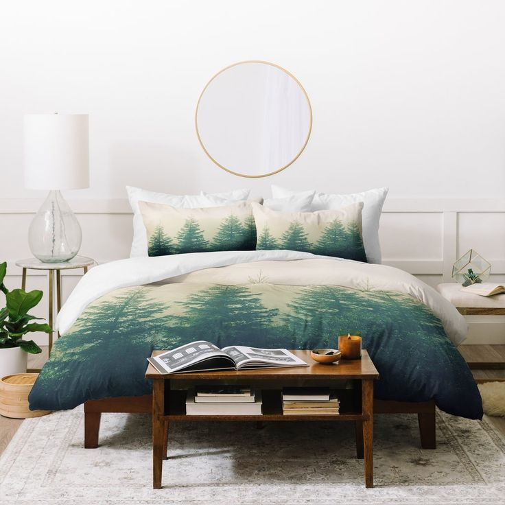 Chelsea Victoria Going The Distance Duvet Cover | Deny Designs