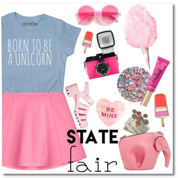 How To Wear The State Fair Outfit Idea 2017 - Fashion Trends Ready To Wear For Plus Size, Curvy Women Over 20, 30, 40, 50