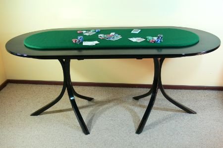 Commission Spotlight - Dining/Poker table   Glasson Design Studio