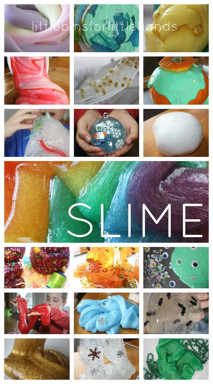 This homemade slime recipe makes the perfect slime overtime. Use our homemade slime recipe for all occasions, seasons, and holidays. Awesome sensory play!
