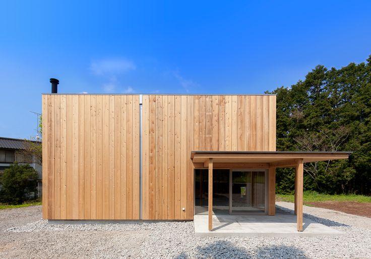 新築住宅 [木のカタマリに住む] | 受賞対象一覧 | Good Design Award