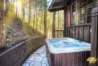 One Bedroom Cabins for Rent: Smoky Mountains, Gatlinburg, Pigeon Forge, Sevierville, and Wears Valley