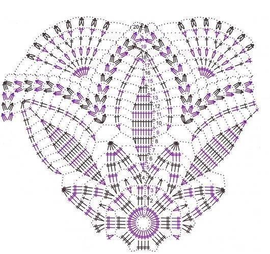 17 meilleures id 233 es 224 propos de napperons au crochet sur napperons mod 232 les de