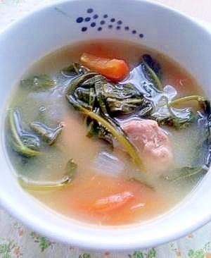 フィリピンの手軽な酸っぱいスープ☆シニガン レシピ・作り方 by ... 暑い夏にぴったり、フィリピンの酸っぱいスープ