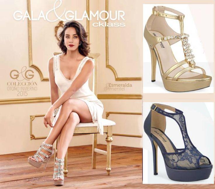 Catalogo Gala & Glamor Cklass 2015 Otoño e Invierno. Hojea fotos de calzado para fiestas y celebraciones