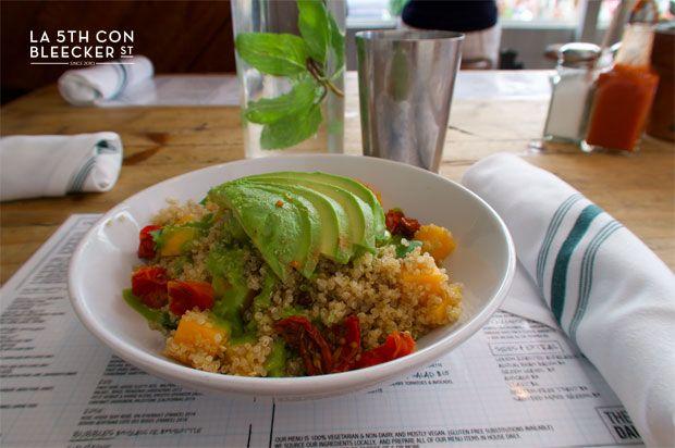 The Butcher's Daughter un restaurante vegano en Nolita