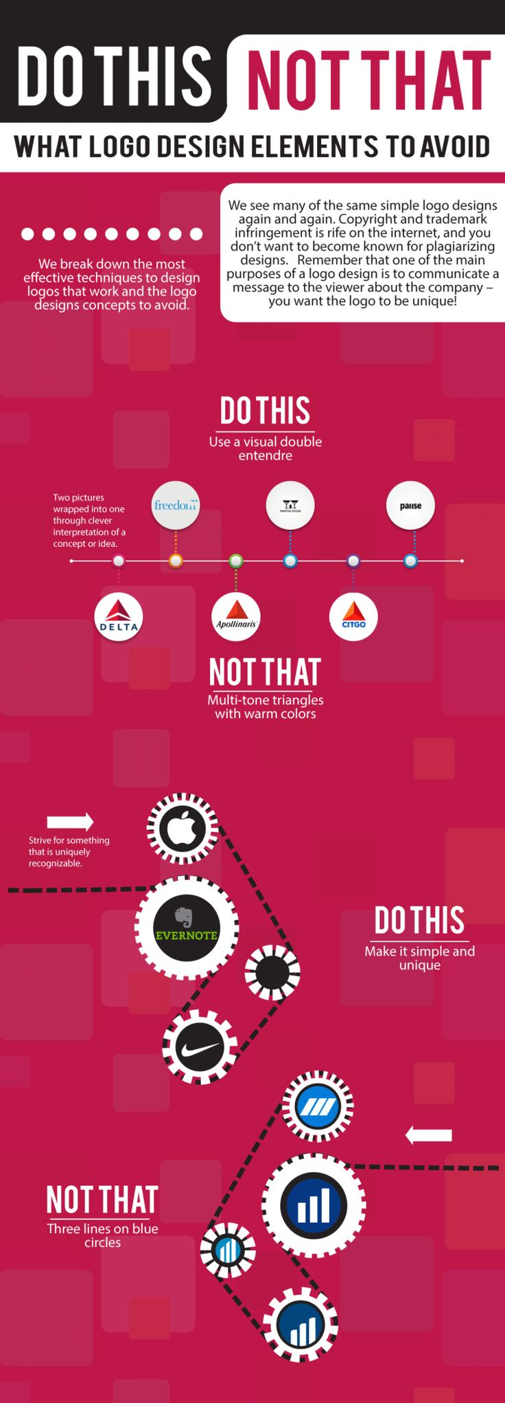 The Dos and Don'ts Of Logo Design - UltraLinx