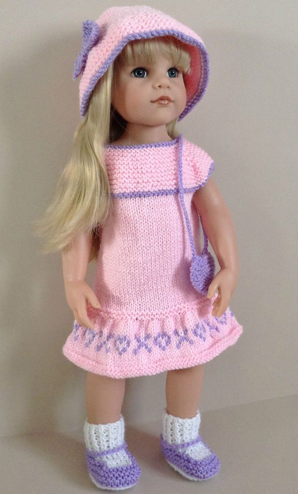 Knitting Clothes For Dolls : Best images about doll s clothes on pinterest