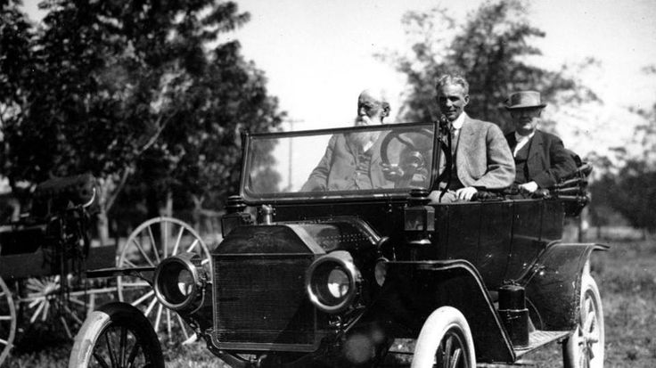 henry fords leadership style and culture Taking risks, leadership ability and a vision of what the future should be henry   another of henry ford's most valuable traits—his ability to identify and attract.
