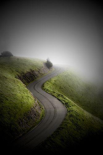 The never ending hills.