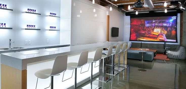 47 best ssdg workplace lunch rooms images on pinterest for Interior design companies vancouver