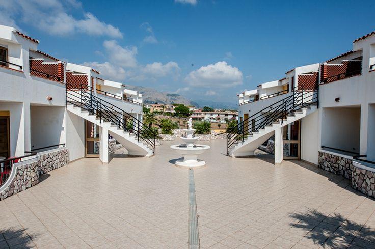 Hotel San Domenico Club Residence, Scalea, CS, Calabria, Italy. http://meditour.it/properties/scalea/residence-club-san-domenico/