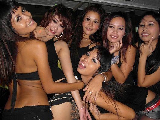 Bangkok Go-Go Girls