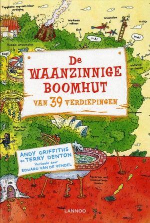 Kanshebber voor de Prijs van de Nederlandse Kinderjury 2015 voor 10-12 jaar:Andy en Terry hebben van de boomhut waarin zij wonen een speelparadijs van 39 verdiepingen gemaakt en overal is wat te beleven: er is een waterval van chocola, een babydinosaurusknuffeltuin, een boksende olifant, de engste achtbaan ter wereld, een kwade draaimolen en nog veel meer. Hun nieuwste uitvinding is de 'Er-was-eens-ooit-machine' die boeken schrijft en tekent, maar deze reusachtige machine heeft een eigen…