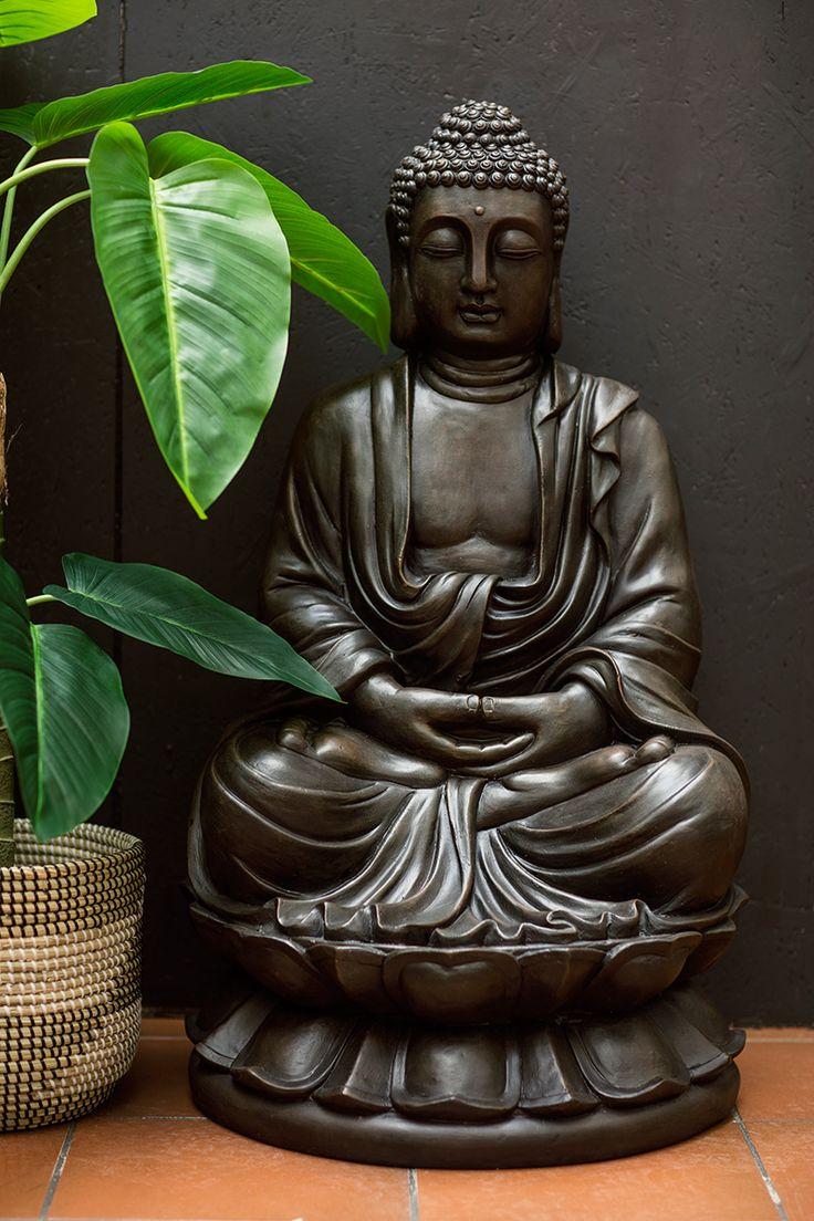 Buddha Sittende #Kremmerhuset #Interior #Inspiration