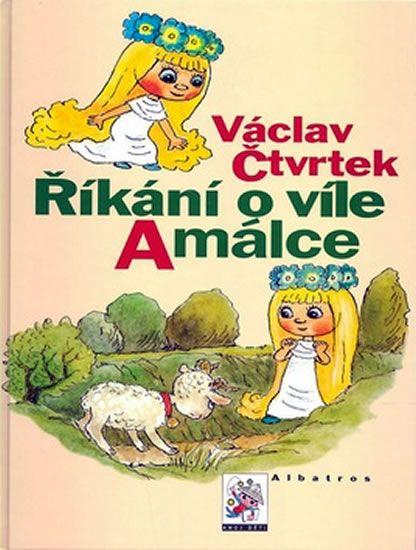Kniha Říkání o víle Amálce   bux.cz