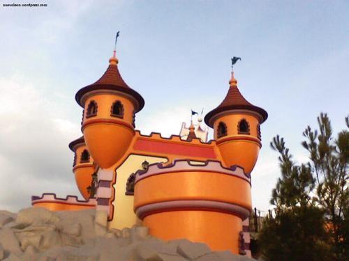 Castillo Conde Contar   Parque Plaza Sesamo, Monterrey N.L. Mex    http://nuevoleon.wordpress.com | monterrey_nl