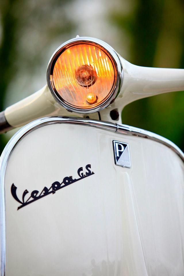 Vespa GS 160