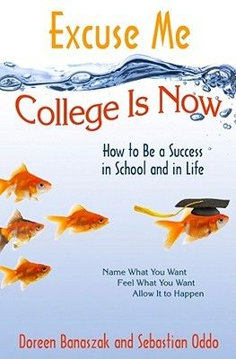 """Using the Law of Attraction and Lynn Grabhorn's """"Excuse Me, Your Life Is Waiting"""" as a starting point, """"Excuse Me, College Is Now"""" is an invaluable, up-beat guide for college students, and their parents, on how to navigate the stresses of college life to enjoy it."""