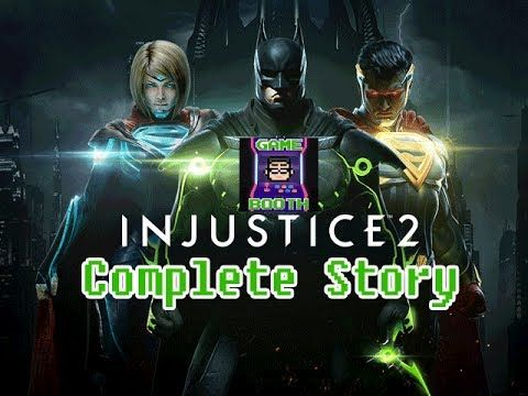 Fingers crossed but I'm hoping you'll love this: [PS4] Injustice 2 - Complete Story Playthrough https://youtube.com/watch?v=4CeqMEqJvwU