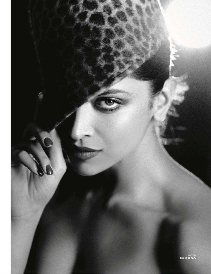 Deepika Padukone Hot Photoshoot For GQ