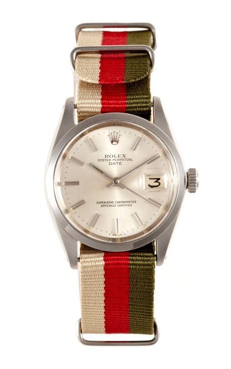 1963 Rolex Stainless Steel Oyster Perpetual Date by  for Preorder on Moda Operandi