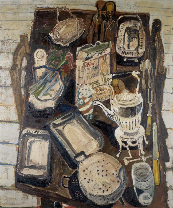 Kitchen Sink Realism Art: 17+ Images About John Bratby On Pinterest