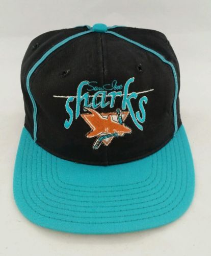 NHL San Jose Sharks Vintage & rare Hat by The Game