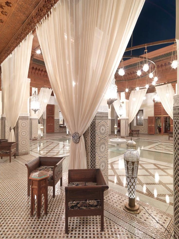 Marrakech – La Grande Table Marocaine  Yannick Alléno