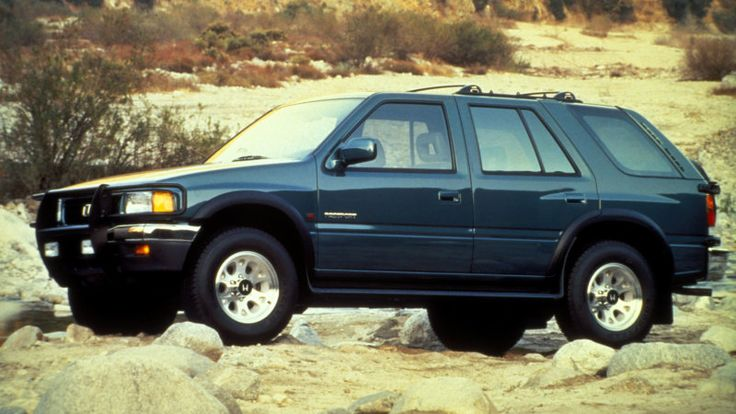 Honda Passport SUV revival rumors return