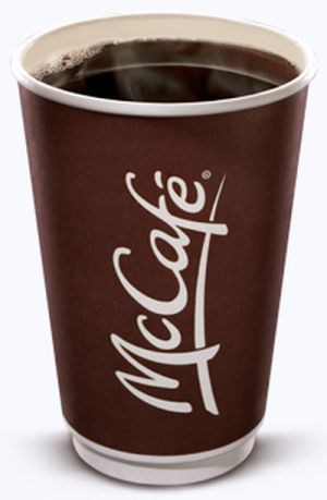 McDonald's McCafe Free Small Coffee from February 29 to March 6, 2016 - Canada