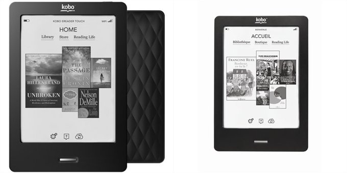 I love my Kobo e-reader!!! It rocks.