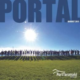 Aug 2011 Publications | Port Taranaki