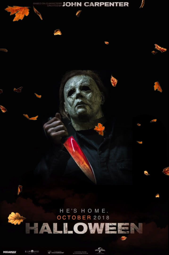 Halloween 2018 With Images Halloween Wallpaper Michael Myers