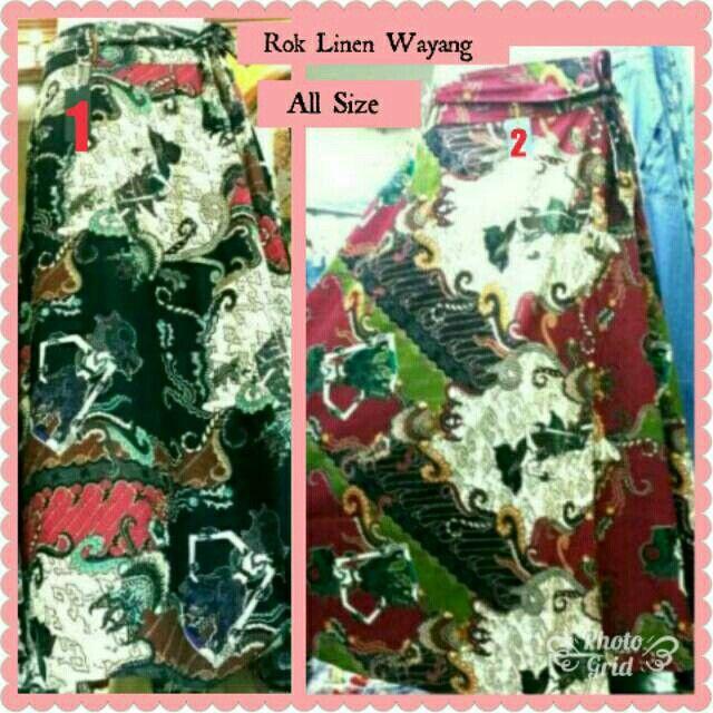 Saya menjual Rok Linen Wayang seharga Rp135.000. Dapatkan produk ini hanya di Shopee! https://shopee.co.id/hamzahnisa21/652349502 #ShopeeID